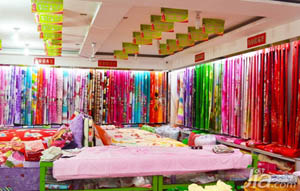 Textile fabric industry, the future development of the four major trends